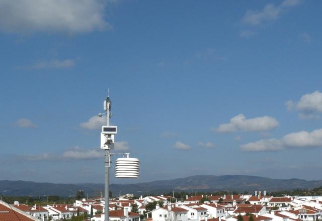 MeteoRedondo - informação meteorológica da vila de Redondo