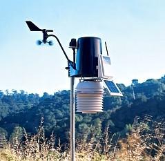 Estação Meteorológica em Abrantes