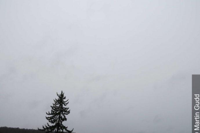 Possível nuvem Nimbostratus sobre Lisboa