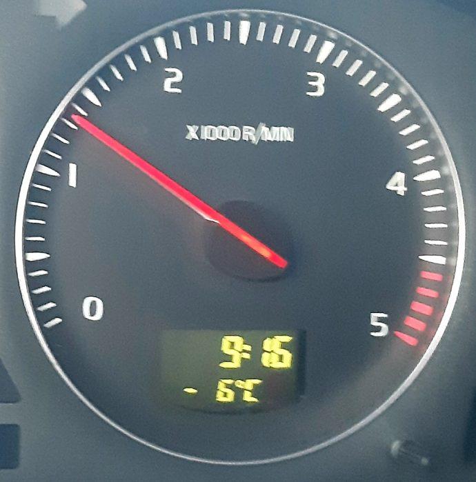 Frio extremo no Baixo Alentejo